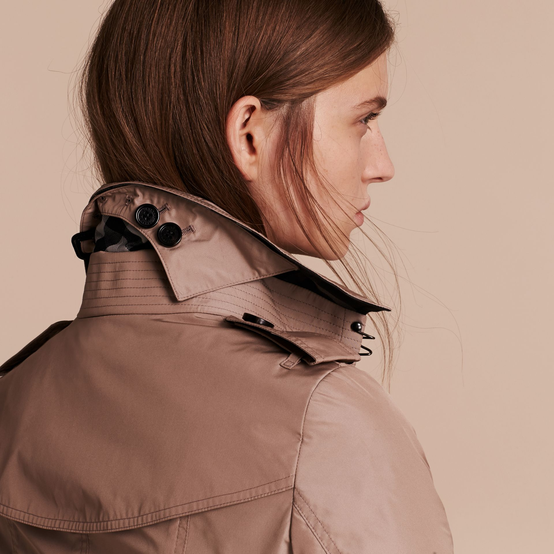 Lightweight Trench Coat - Women | Burberry - gallery image 5