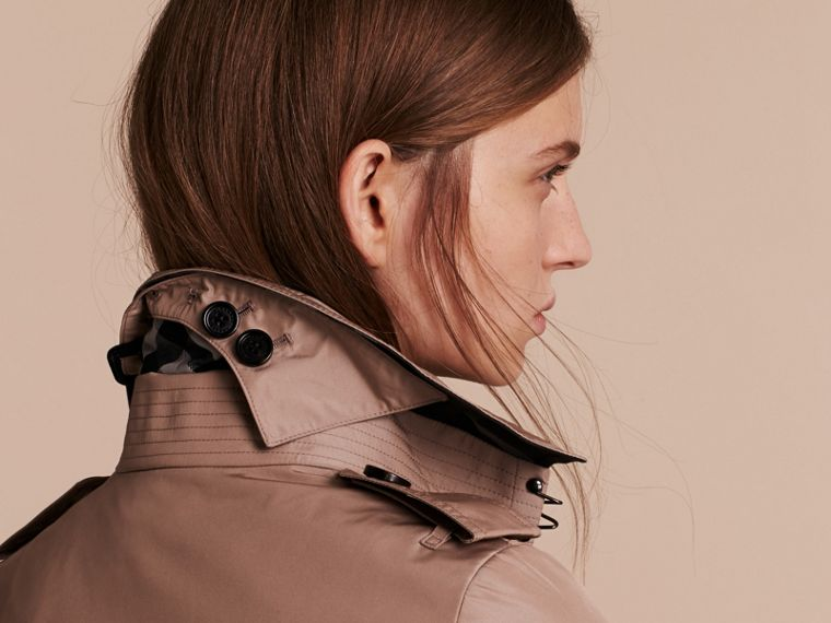 Lightweight Trench Coat - Women | Burberry - cell image 4