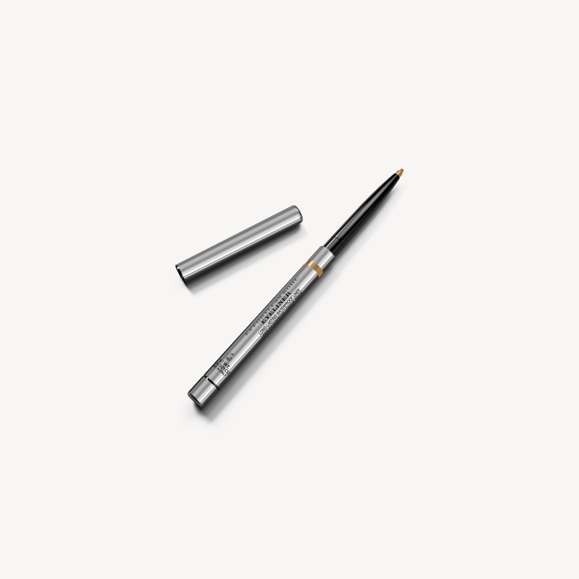 Effortless Kohl Eyeliner - Antique Gold No.07 - Donna | Burberry - immagine della galleria 0