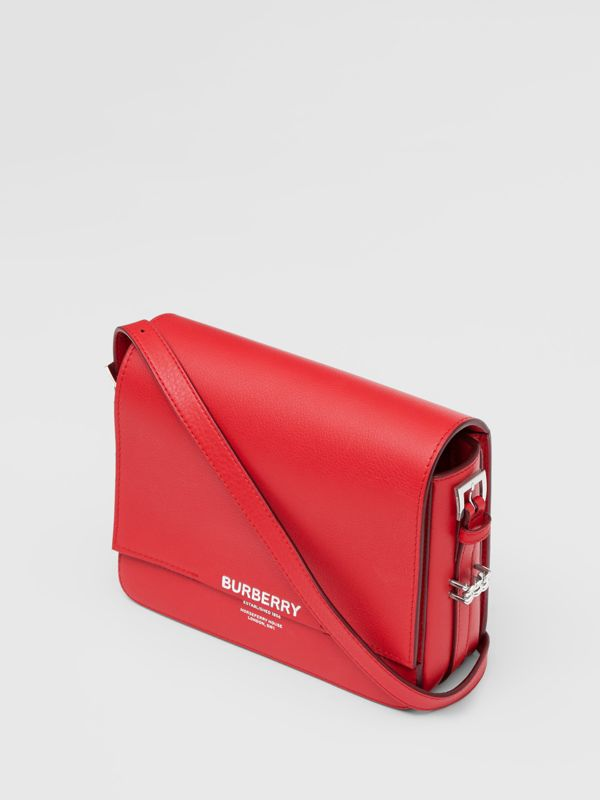 Small Leather Grace Bag in Bright Military Red - Women | Burberry - cell image 3