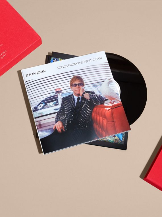 Multicolour Elton John: A Limited Edition Vinyl Box Set for Burberry - cell image 2