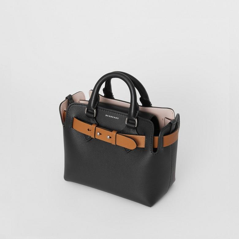 Burberry - Mini sac TheBelt en cuir - 3