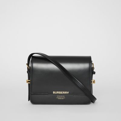 Small Leather Grace Bag by Burberry