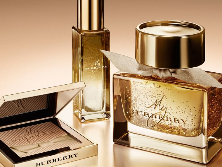 My Burberry Limited Edition Eau de Parfum 50ml - cell image 1