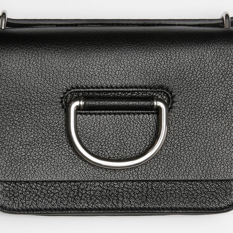 Burberry - Mini sac TheD-ring en cuir - 2