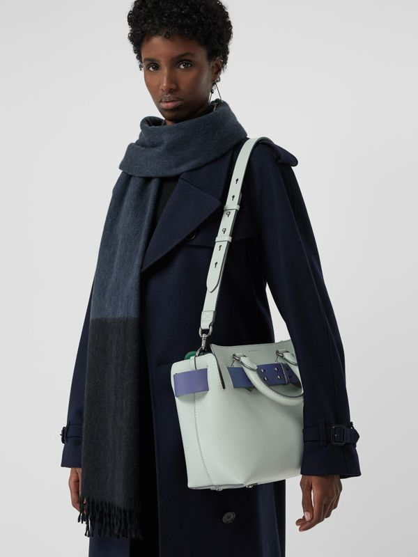 The Small Belt Bag aus Leder (Graublau) - Damen | Burberry - cell image 3