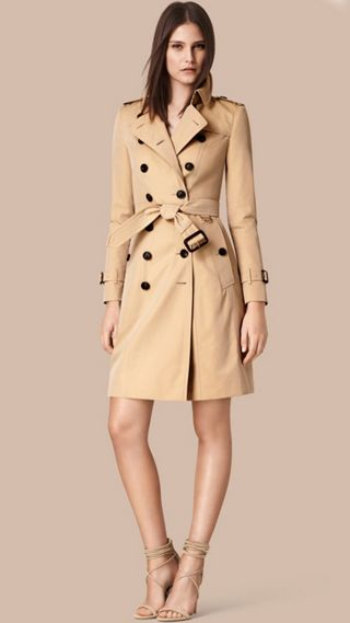 The Chelsea – Long Heritage Trench Coat