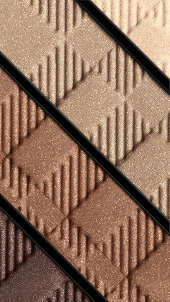 Complete Eye Palette – Gold No.2 Limited Edition in 02 - Women | Burberry United States - cell image 1