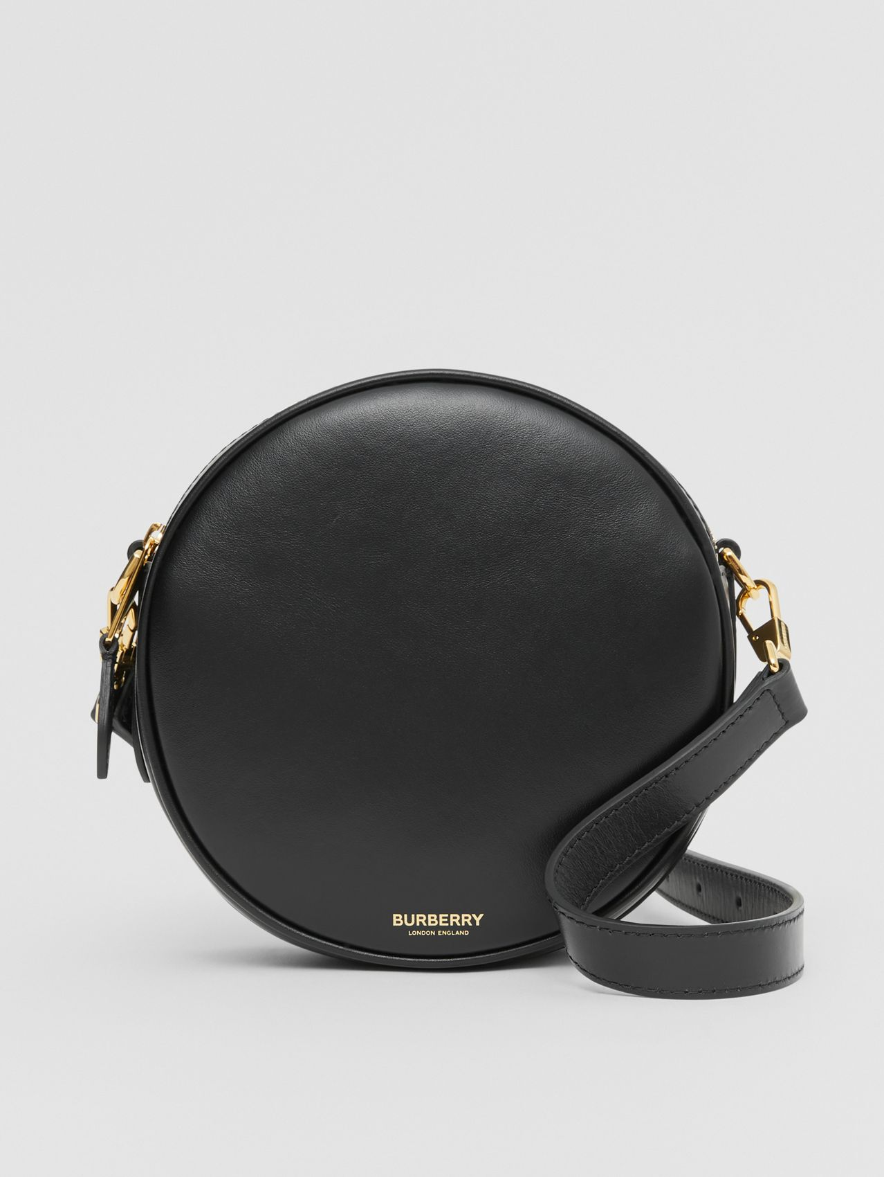 Leather Louise Bag (Black)