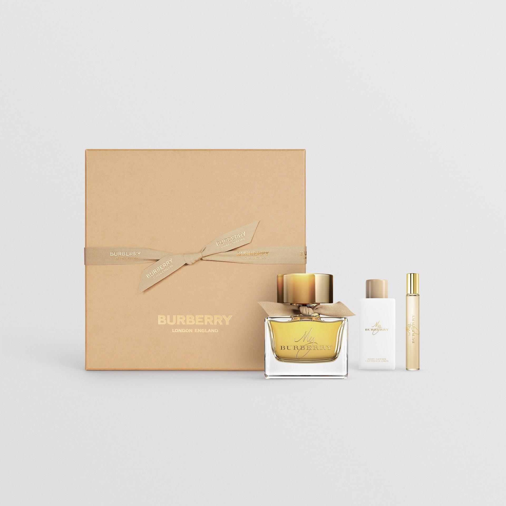 Coffret cadeau Eau de Parfum MyBurberry (Miel) - Femme | Burberry Canada - photo de la galerie 0