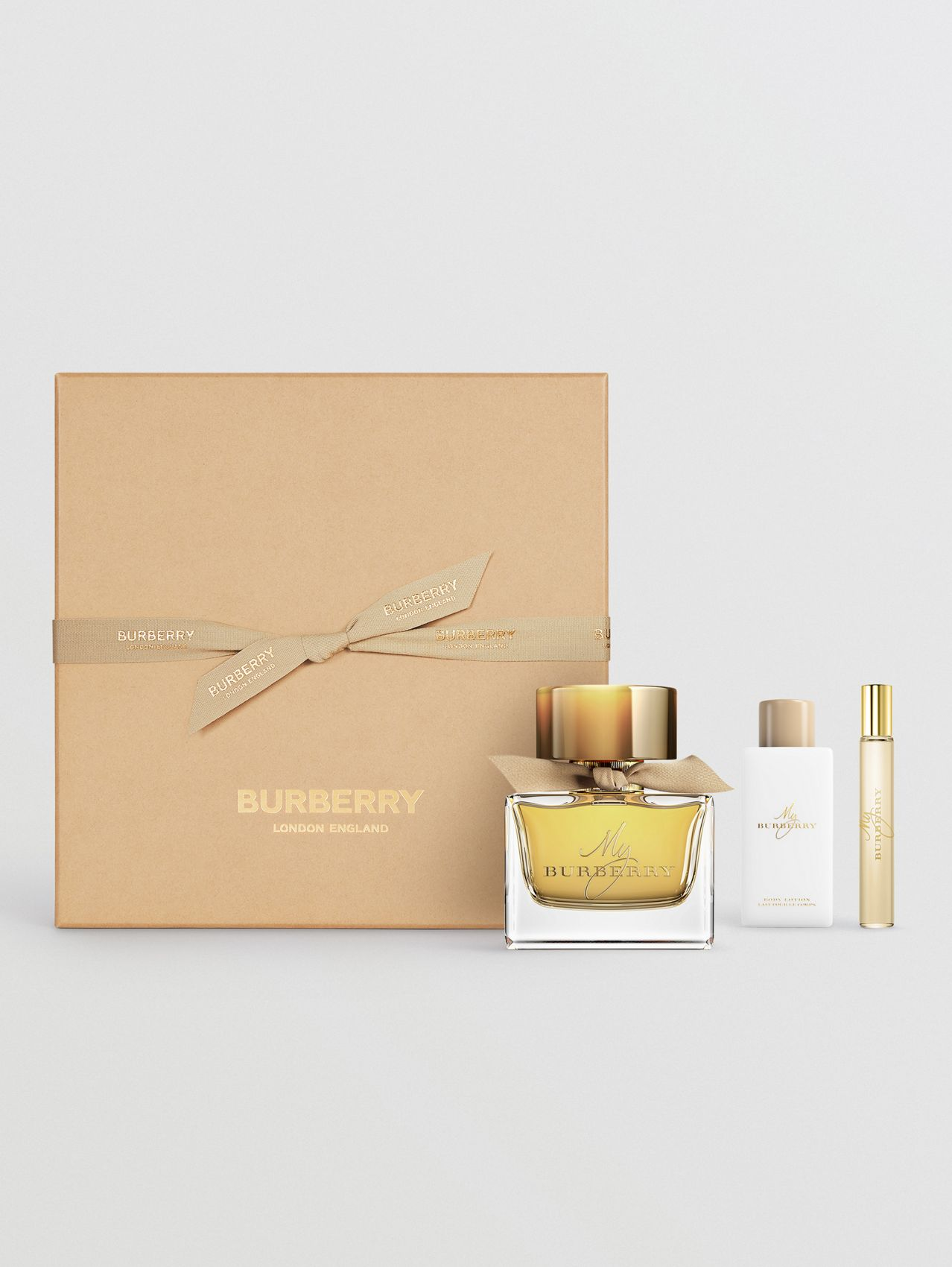 My Burberry Eau de Parfum Gift Set in Honey
