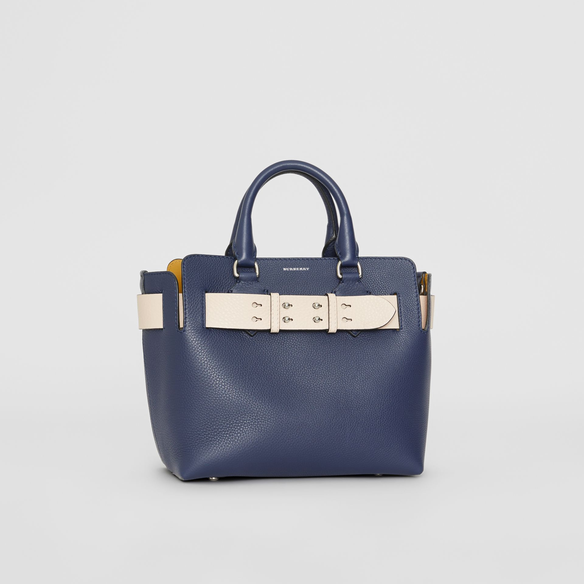 Petit sac The Belt en cuir (Bleu Régence) - Femme | Burberry - photo de la galerie 6