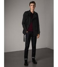 Men's Short Trench Coats | Burberry United Kingdom
