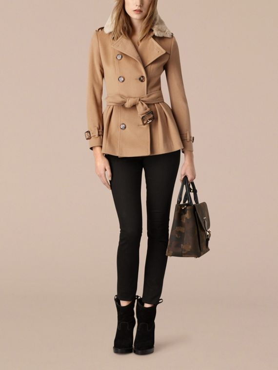 Skinny Fit Low-Rise Deep Black Jeans - Women | Burberry Hong Kong - cell image 3