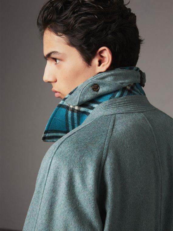 Cappotto car coat in cashmere
