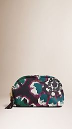 The Beauty Bloomsbury in Tie-dyed Leather