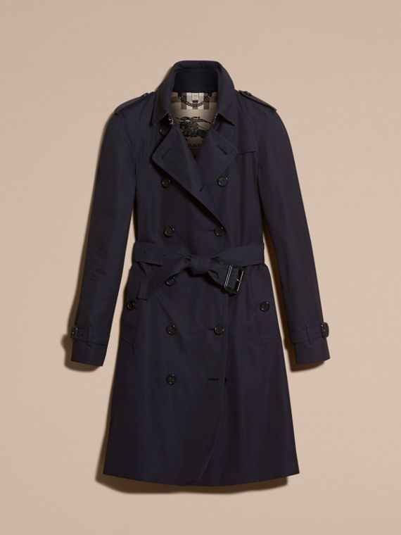 Marine The Westminster – Trench-coat Heritage long Marine - cell image 3