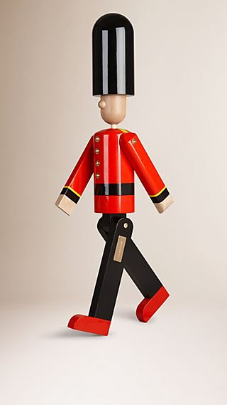 The Grenadier Limited Edition Wooden Puppet