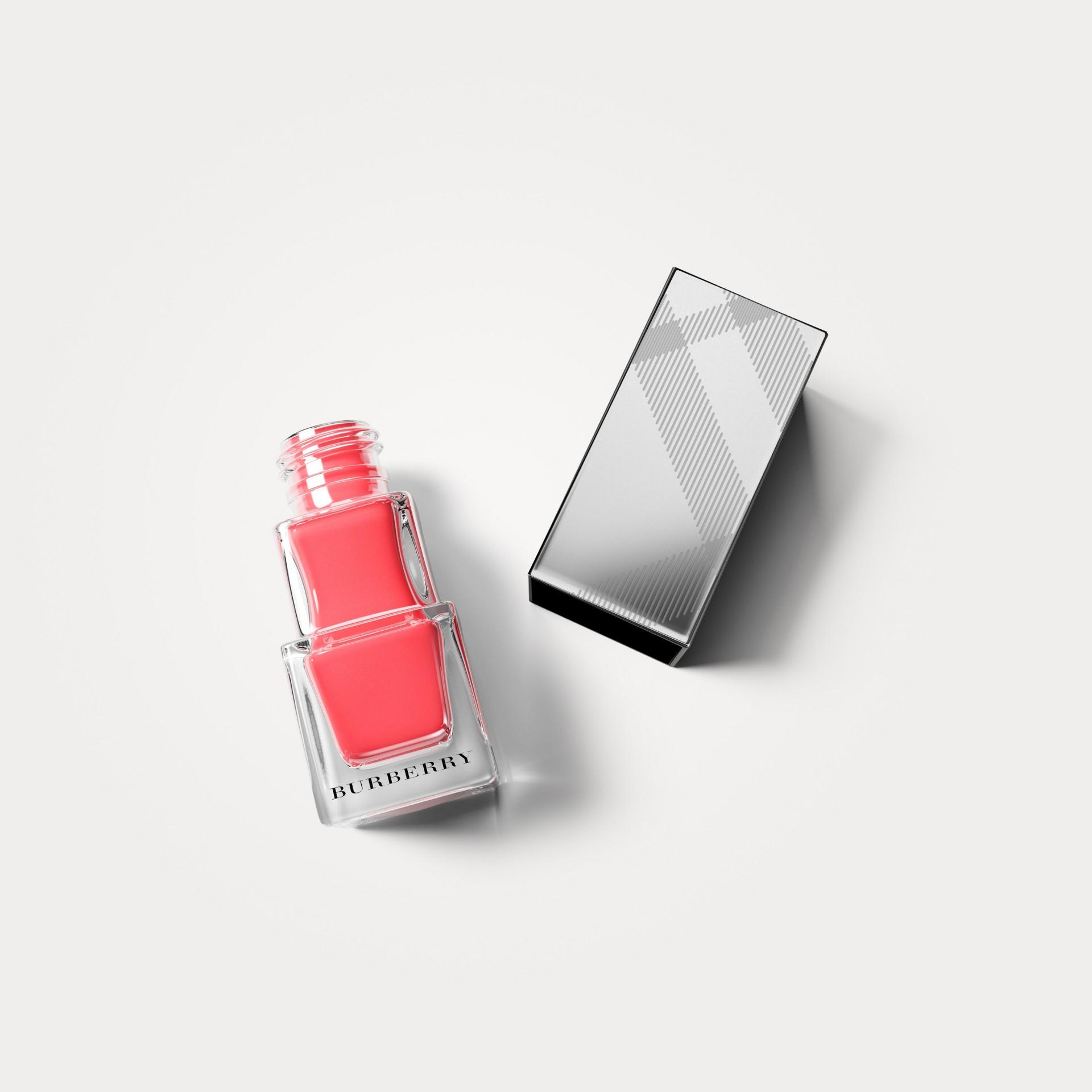 Coral pink 220 Nail Polish - Coral Pink No.220 Limited Edition - gallery image 1