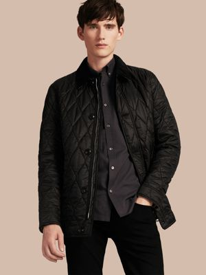 Quilted Mens Jacket Jacket To