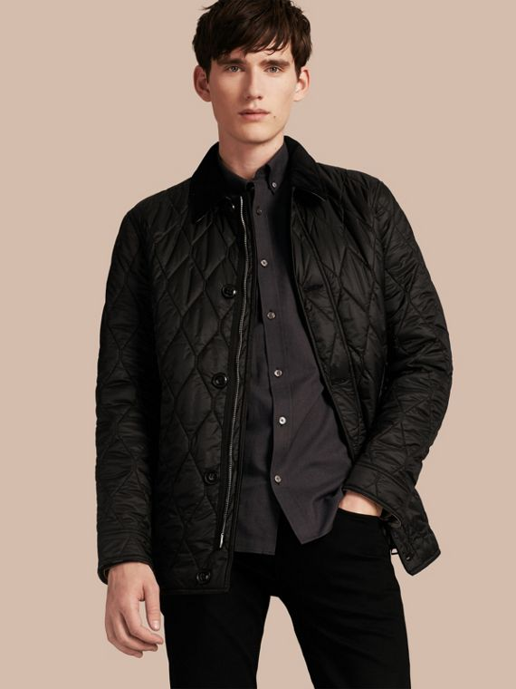Quilted Jackets & Puffer Jackets for Men | Burberry