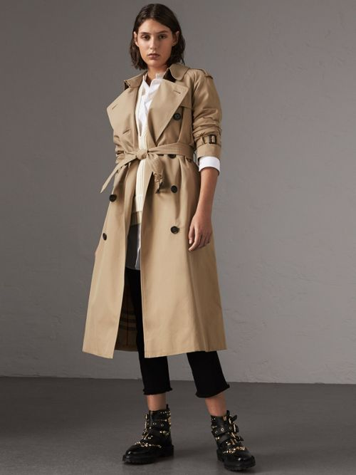 Burberry  The Westminster – Extra-long Trench Coat