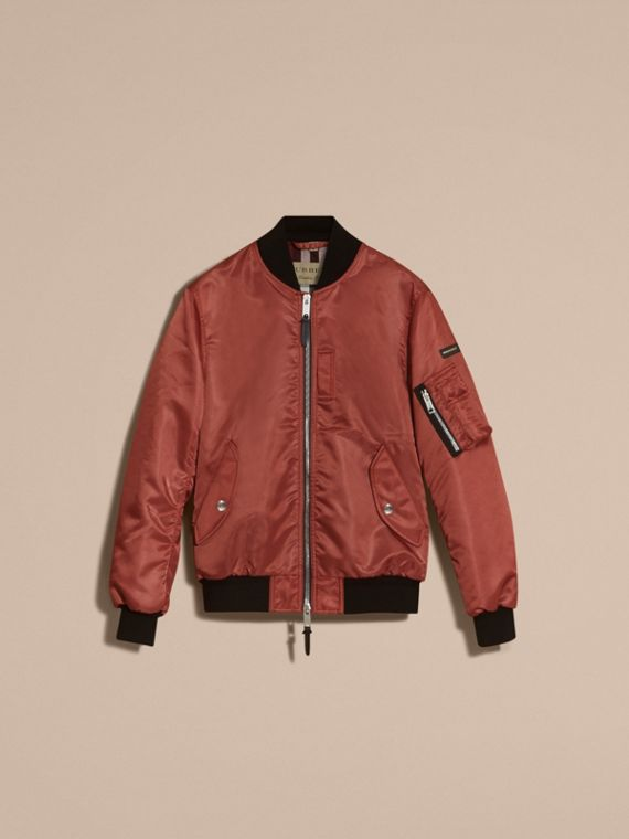 Technical Bomber Jacket Rose Pink - cell image 3