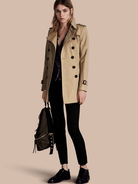 Trench-coat Heritage court The Chelsea Miel