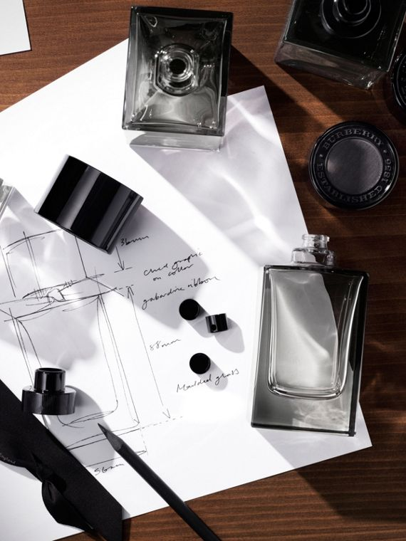 Mr. Burberry Eau de Toilette Set in Black | Burberry - cell image 3