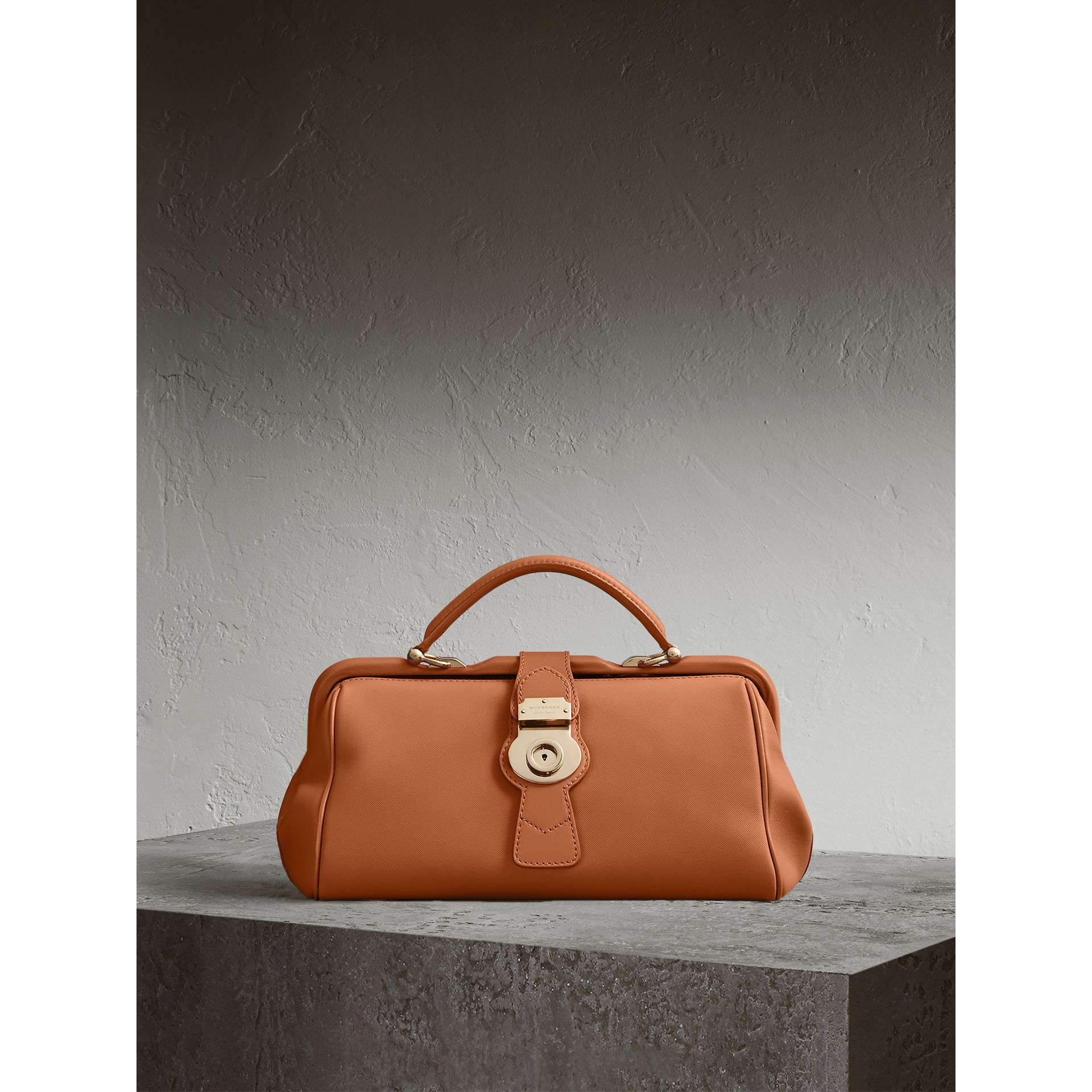 The DK88 Bowling Bag in Bright Toffee - Women | Burberry - gallery image 0