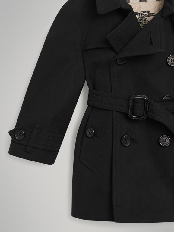 The Wiltshire – Trenchcoat (Schwarz) | Burberry - cell image 1