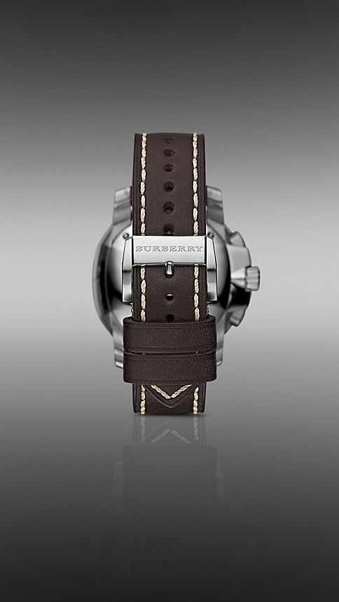 Brown The Britain BBY1101 47mm Chronograph - Image 2