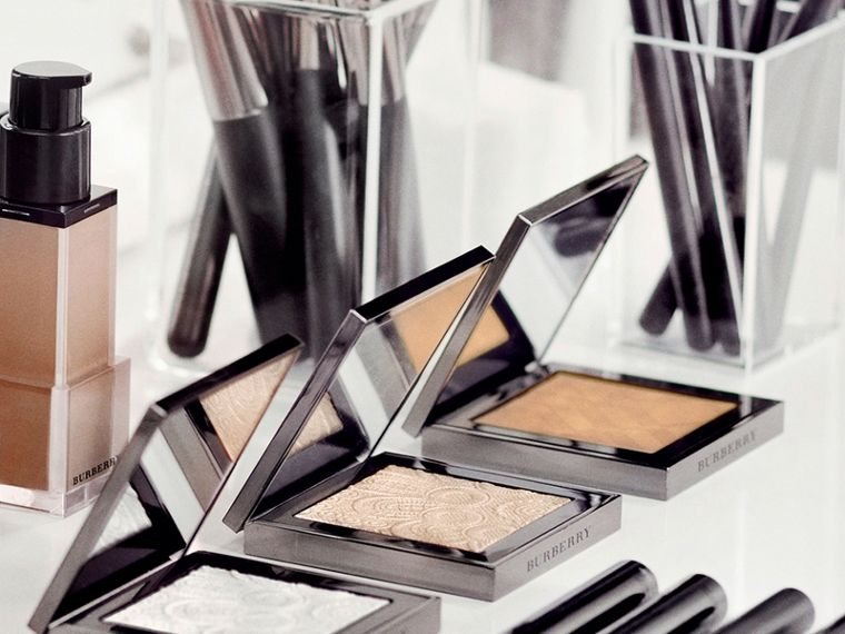 Nude Powder – Ochre Nude No.12 - Women | Burberry United Kingdom - cell image 2