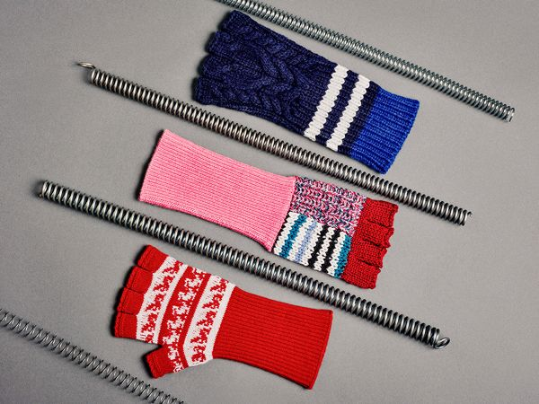 Unsere Strickaccessoires