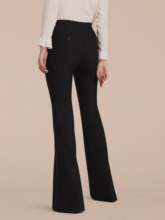Wide-leg Technical Trousers - cell image 2