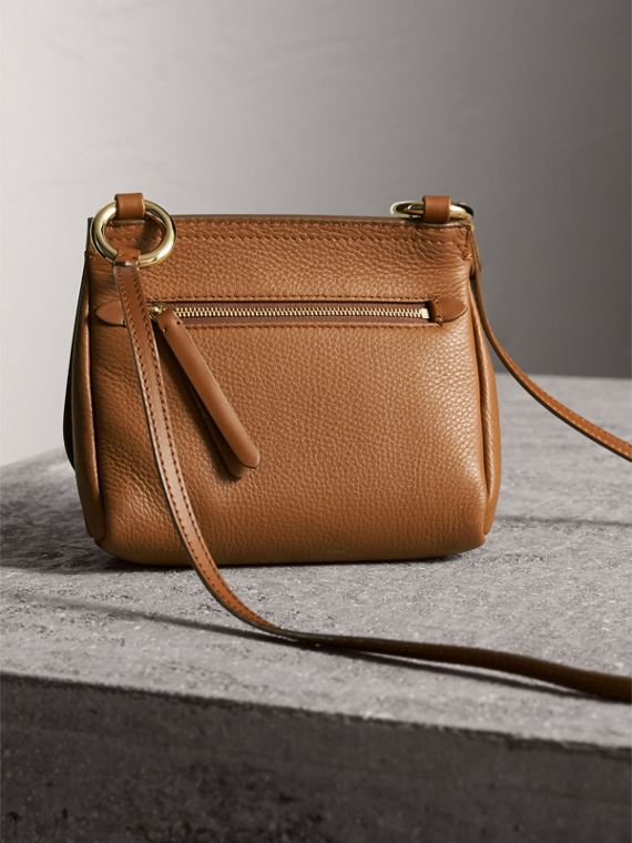 The Baby Bridle Bag in Leather in Tan - cell image 3