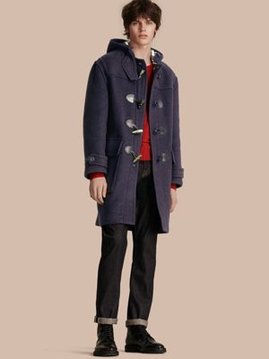 Men's Coats | Pea Duffle & Top Coats | Burberry