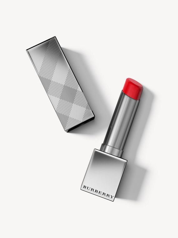 Batom Burberry Kisses Sheer – Military Red No.305