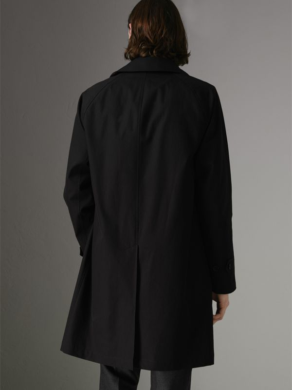 The Camden Car Coat in Black - Men | Burberry - cell image 2