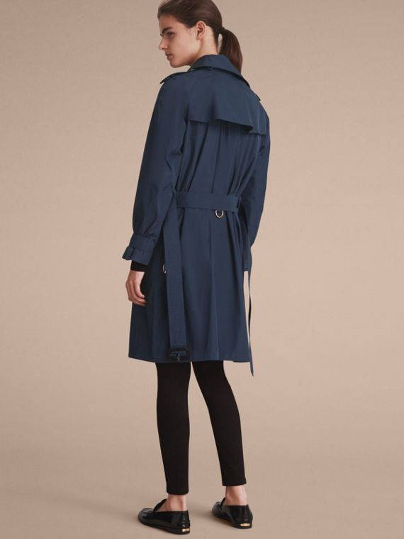Lightweight Single-breasted Trench Coat - Women | Burberry - cell image 2