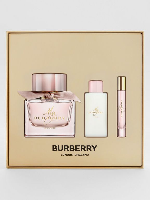 My Burberry Blush Eau de Parfum Gift Set in Honey - Women | Burberry United Kingdom - cell image 1