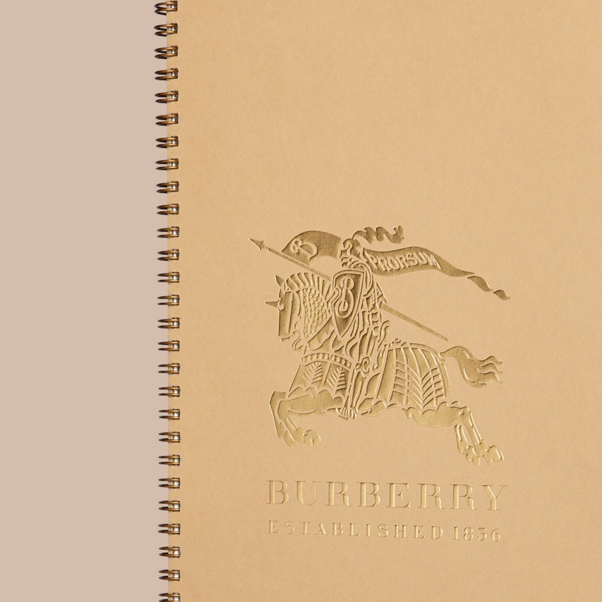 A4 Notebook Refill | Burberry - gallery image 4