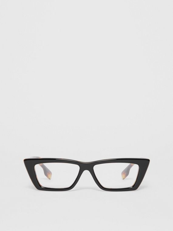 Rectangular Optical Frames in Tortoiseshell