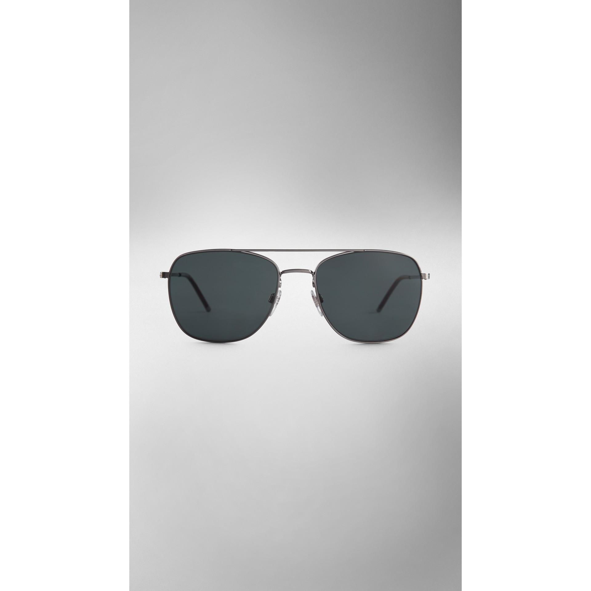Aviator Polarised Sunglasses - gallery image 2