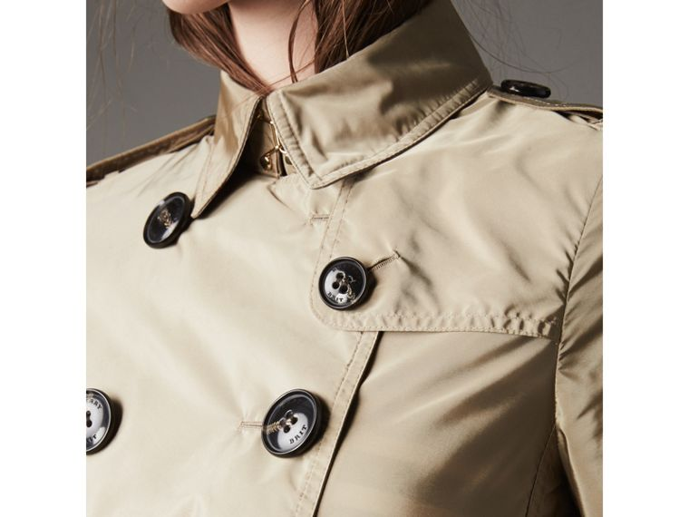 Lightweight Trench Coat - Women | Burberry Hong Kong - cell image 4
