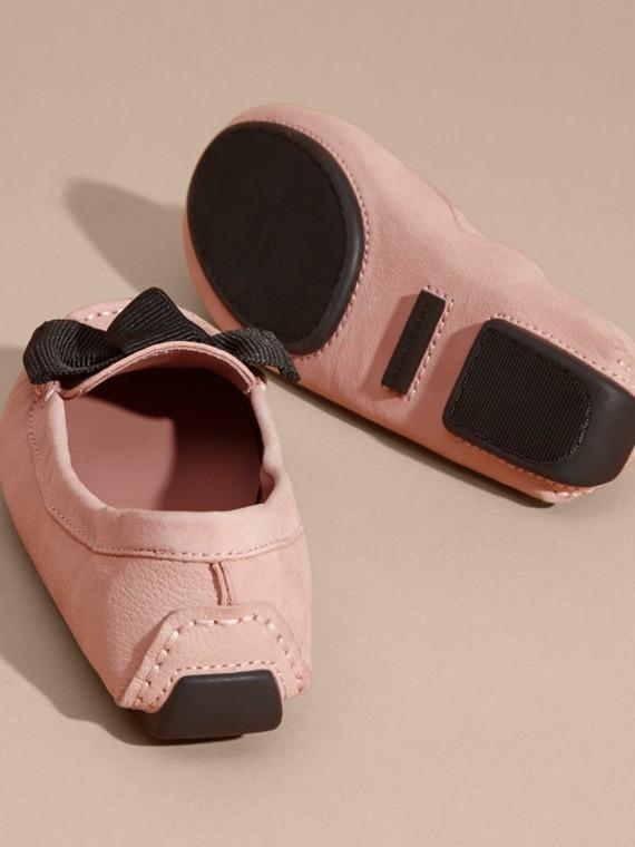 Aschrosa Loafer aus Leder mit Schleifendetail - cell image 3
