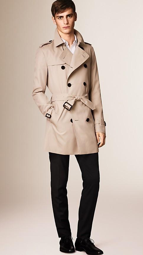 Miel The Kensington – Trench-coat mi-long Heritage - Image 1