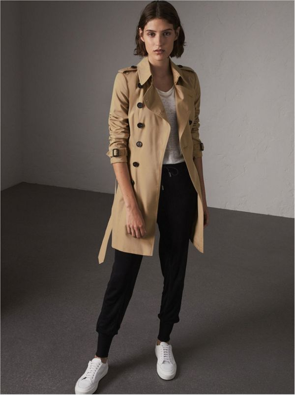 The Chelsea – Mid-length Heritage Trench Coat