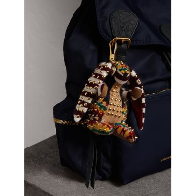 Vera the Hare cashmere bag charm Burberry eY1NBC