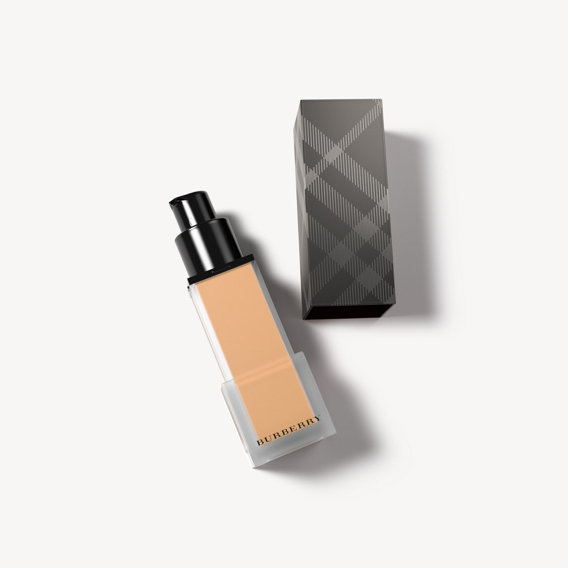 Burberry Cashmere SPF 20 – Camel No.42 - Women | Burberry - gallery image 1